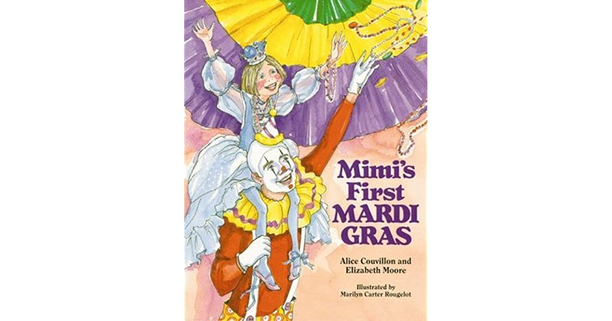 graphic regarding Mardi Gras Trivia Quiz Printable identified as Mimis Initial Mardi Gras via Alice Couvillon
