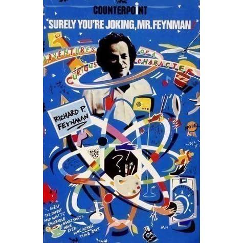 Surely You re Joking Mr. Feynman Summary & Study Guide Description