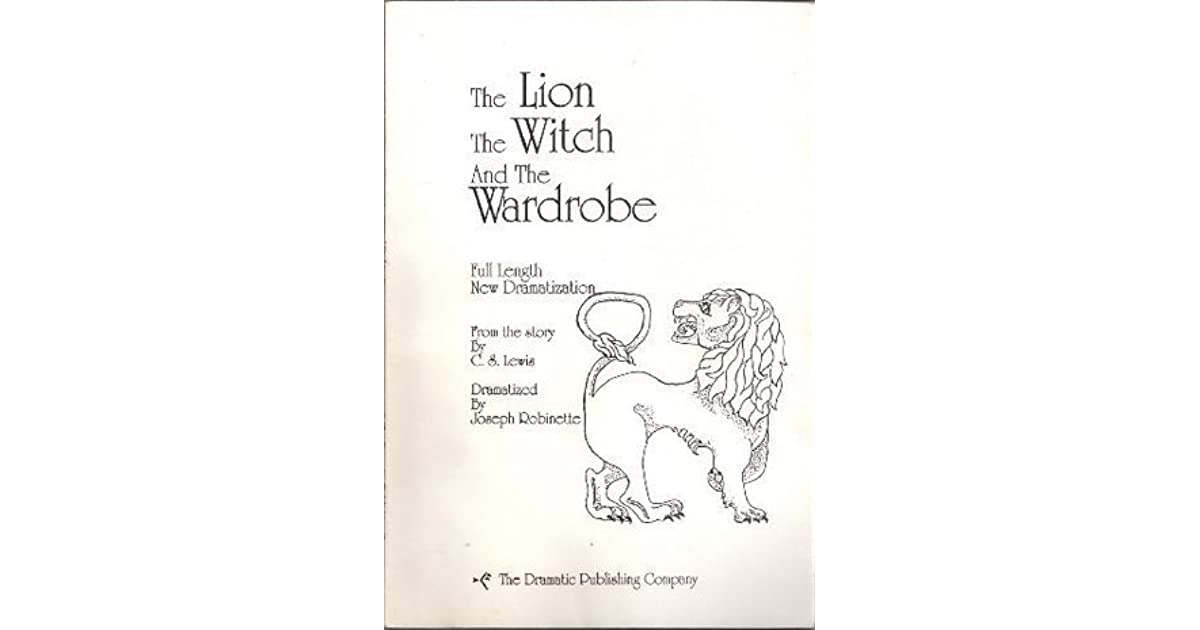 The Lion The Witch And The Wardrobe Full Length New