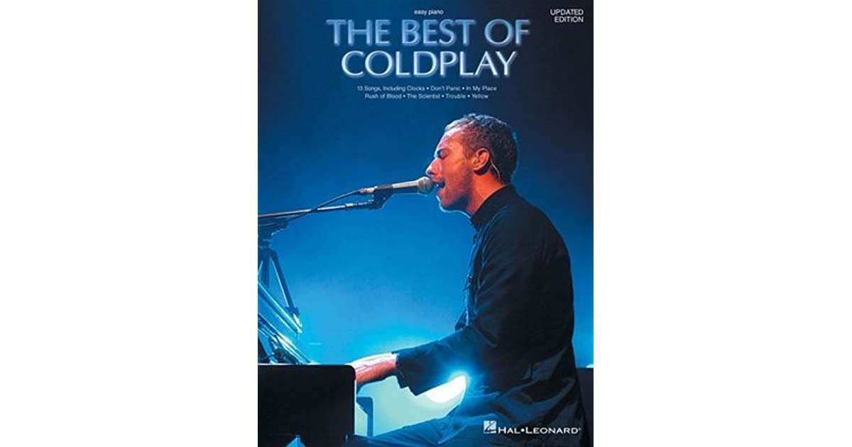 The Best of Coldplay for Easy Piano: Updated Edition by Coldplay