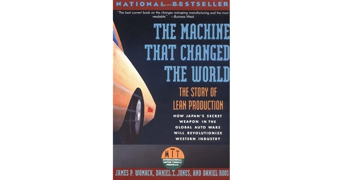 The Machine That Changed the World (book)