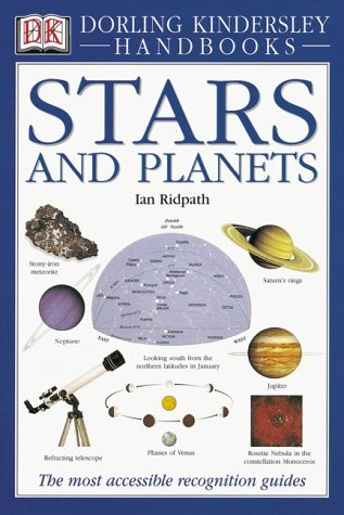 Stars and Planets (DK Eyewitness Workbooks)