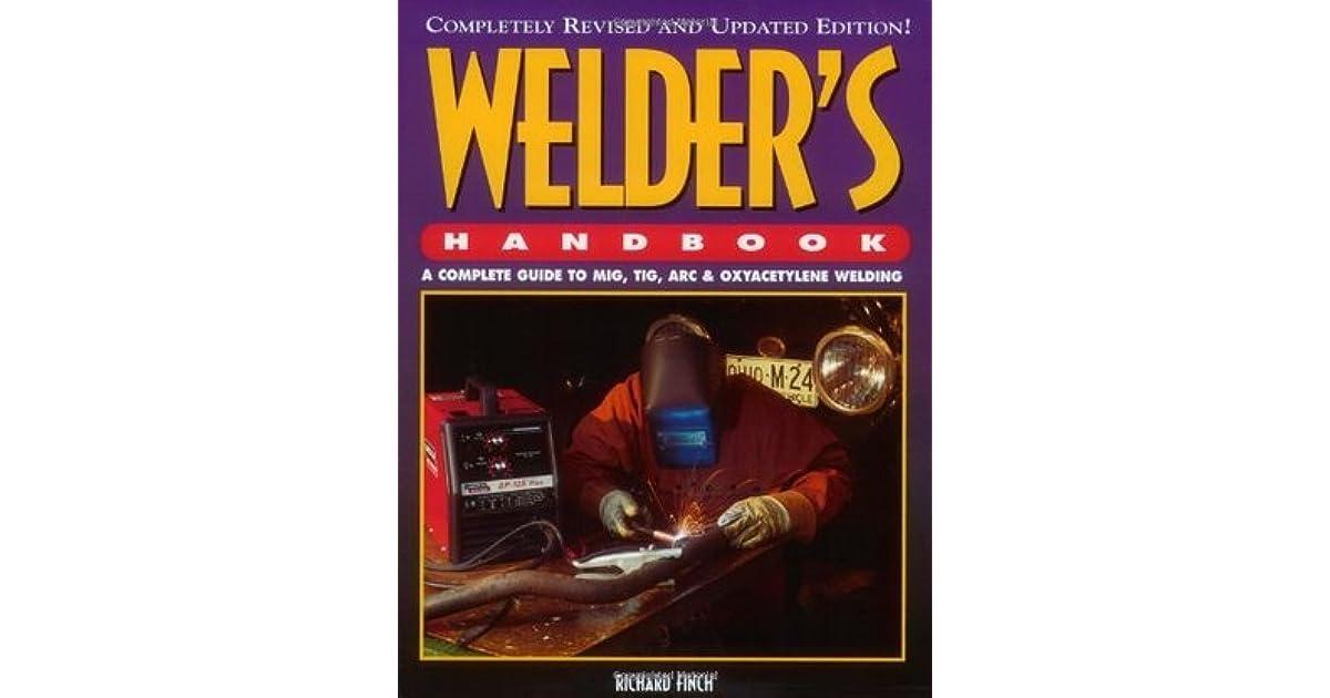 The Welders Hand Book HP1513