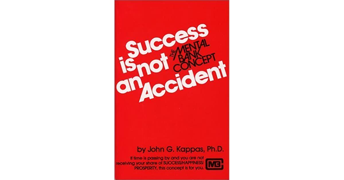 success is not an accident pdf