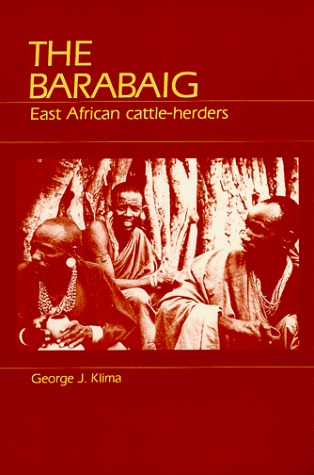 The Barabaig: East African Cattle-Herders