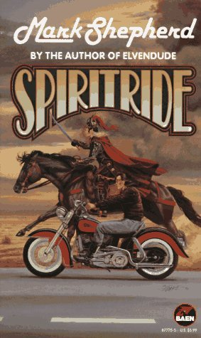Spiritride (SERRAted Edge #7)