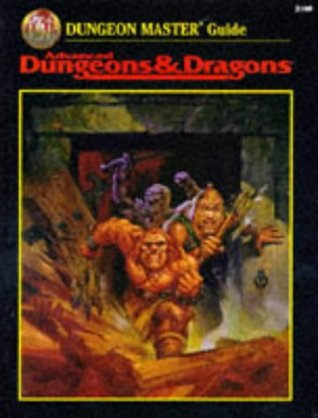Dungeon Master's Guide (Advanced Dungeons & Dragons 2nd Edition revised, Stock #2160)