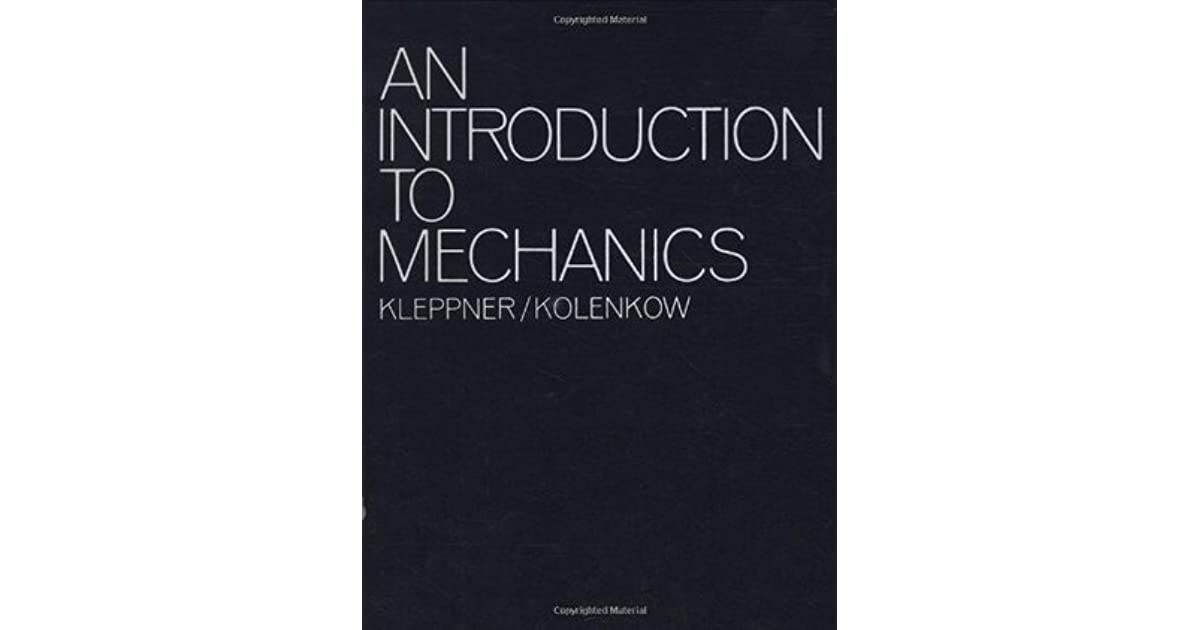 introduction to newtonian mechanics pdf