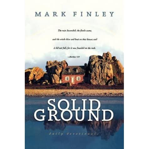 Solid ground daily devotional for adults by mark a finley fandeluxe Choice Image