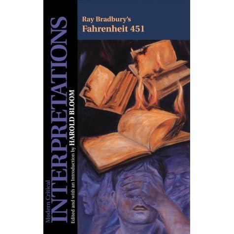 an analysis of ray bradburys fahrenheit 451 Fahrenheit 451 by ray bradbury the three main sections of ray bradbury's fahrenheit 451 all end in fire the novel focuses on guy montag, a fireman in.
