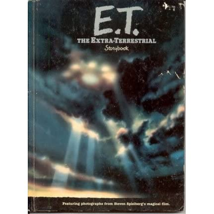 Et The Extra Terrestrial Book