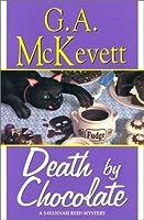 Death by Chocolate (A Savannah Reid Mystery #8)