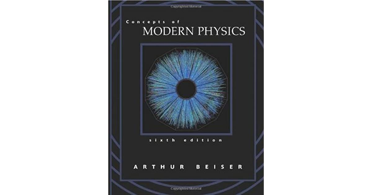 Beiser Modern Physics Solutions Pdf