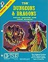 Dungeons & Dragons Fantasy Adventure Game Expert Rulebook