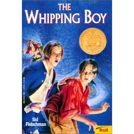 The Whipping Boy Book