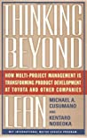 Thinking Beyond Lean: How Multi Project Management is Transforming Product Development at Toyota and Other Companies