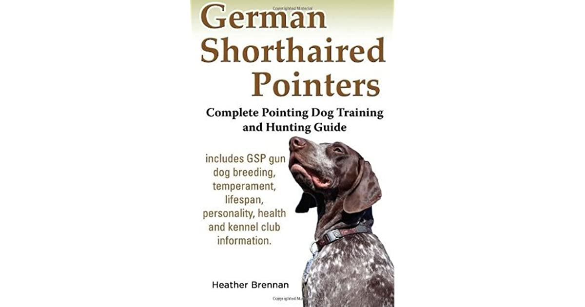 Pointing Dog Training Books