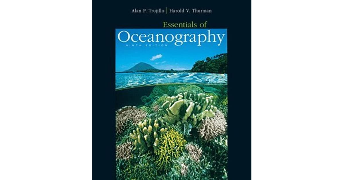 Oceanography Ebook