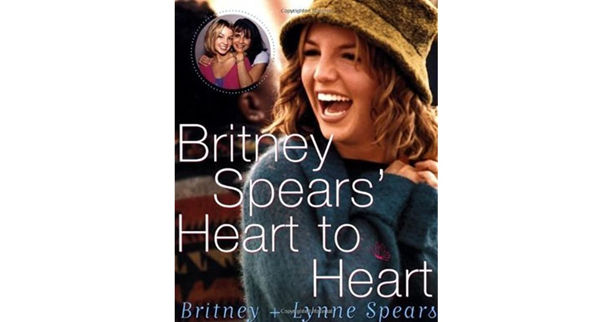 Britney Spears Heart To Heart Book