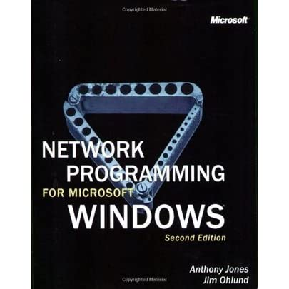 Network Programming for Microsoft Windows by Anthony Jones