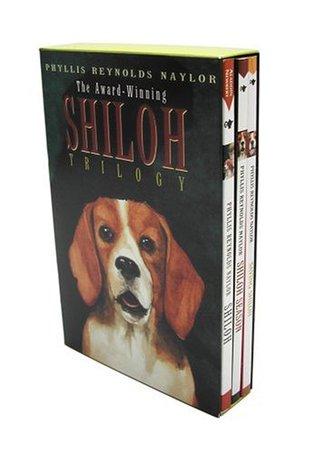 Shiloh Trilogy Boxed Set By Phyllis Reynolds Naylor