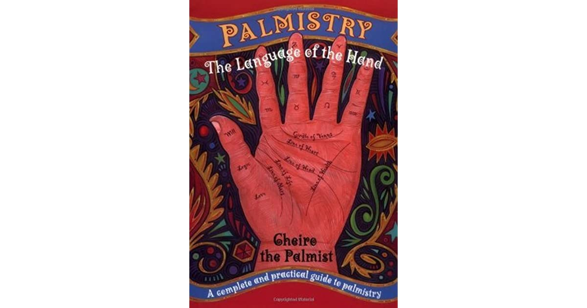 Palmistry: The Language of the Hand by Cheiro