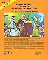 Assault on the Aerie of the Slave Lords (Advanced Dungeons & Dragons module A3)