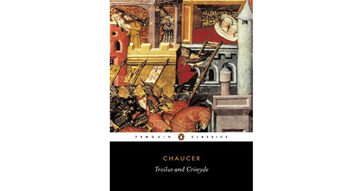 a summary of chaicers epic poem troilus and criseyde Course description we will read, in middle english, chaucer's book of the duchess, house of fame, and parliament of fowls before beginning troilus and criseyde, to which we will devote most of our time this semester.