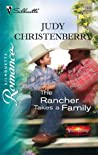 The Rancher Takes a Family (Western Weddings, #1)