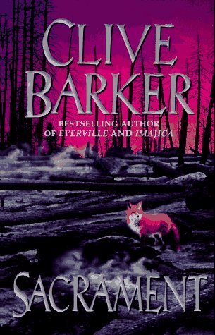 Read Sacrament By Clive Barker