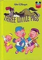 The Three Little Pigs (Disney's Wonderful World of Reading,)