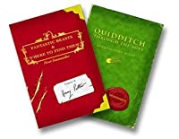 Quidditch Through the Ages & Fantastic Beasts and Where to Find Them (Harry Potter)