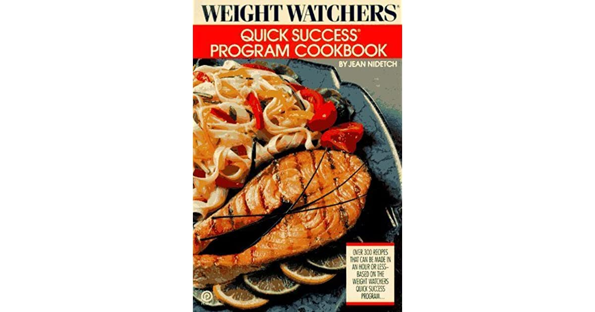 Quick Success Program Cookbook Highlights