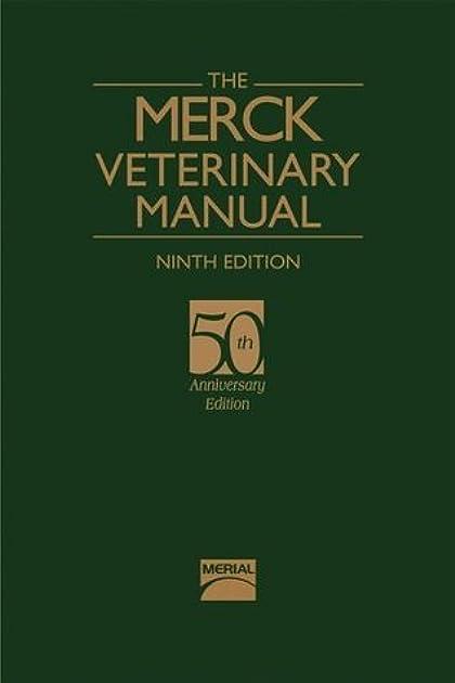 the merck veterinary manual by cynthia m kahn rh goodreads com Merck Veterinary Manual 11th Edition Merck Veterinary Manual 11th Edition
