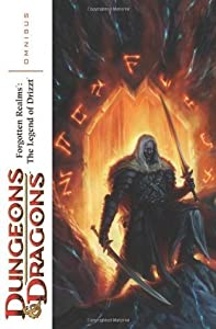 Dungeons & Dragons: Forgotten Realms - Legends of Drizzt Omnibus Volume 1