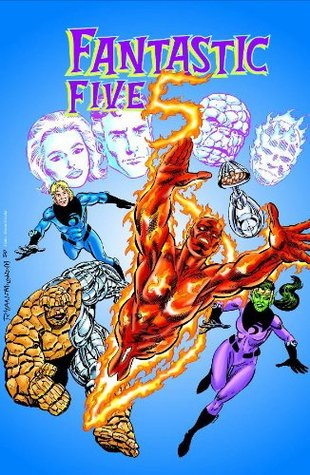 Spider-Girl Presents Fantastic Five: In Search of Doom