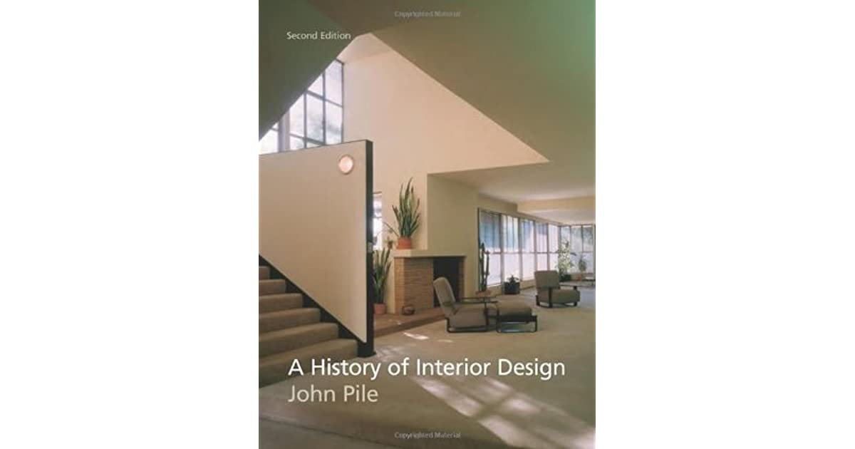 80 History Of Interior Design John F Pile Ethnography Essentials Designing Conducting And