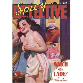 Spicy Detective Stories - June 1938