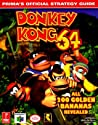 Donkey Kong 64 - Prima's Official Strategy Guide by Mario De Govia