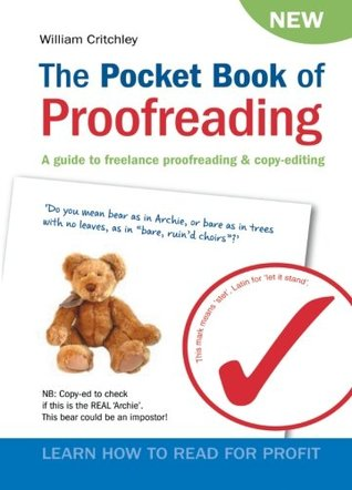 The Pocket Book of Proofreading: A guide to freelance