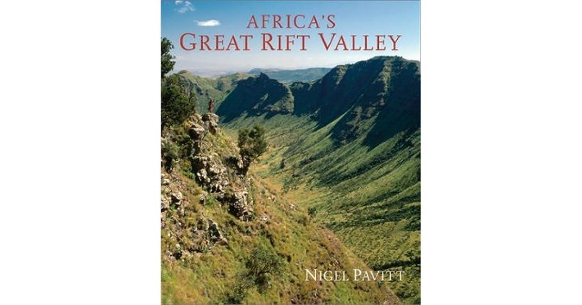 Africa S Great Rift Valley By Nigel Pavitt