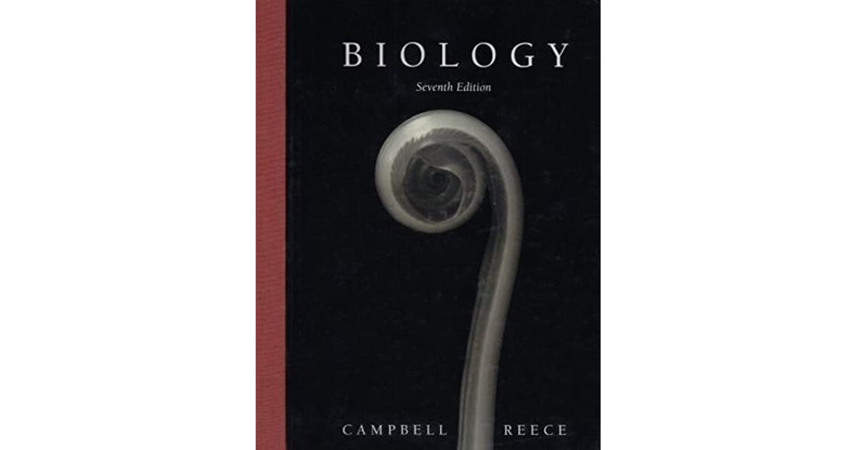 Campbell Reece Biology 7th Edition Pdf