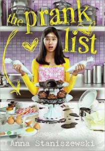 The Prank List (The Dirt Diary, #2)