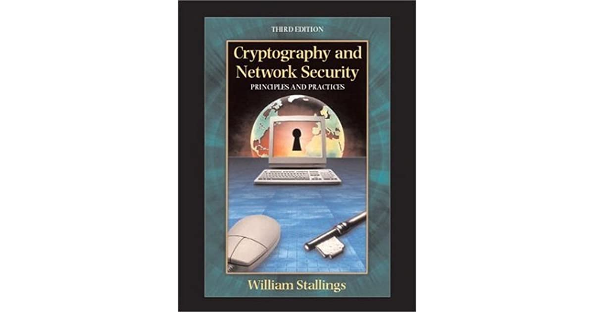 William computer stallings pdf security