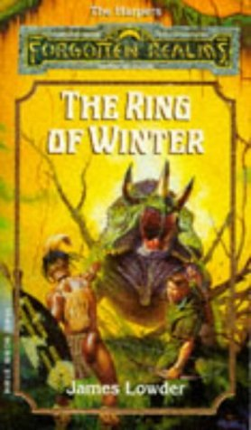 The Ring of Winter (Forgotten Realms: The Harpers, #5)