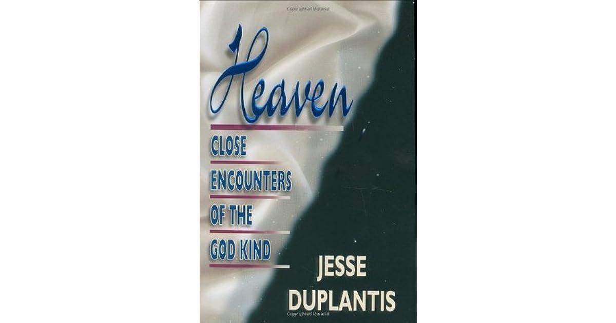 """A Close Encounter Of The Divine Kind"""