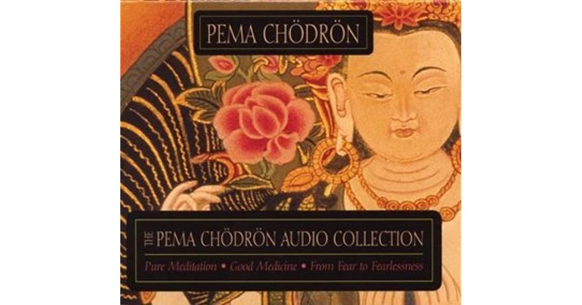 The Pema Chodron Audio Collection Pure Meditationgood Medicine