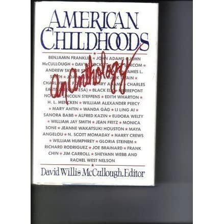 american childhood An american childhood is not as well known as other works in dillard's oeuvre, not because it's poor but because it is different the setup of this book is.