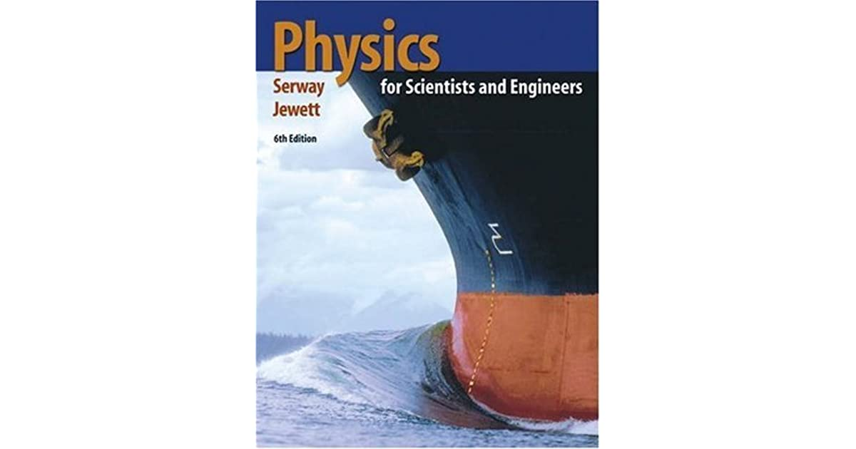 Physics for scientists and engineers by raymond a serway fandeluxe Choice Image