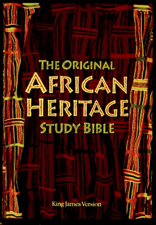 Original African Heritage Study Bible-KJV by Cain Hope Felder